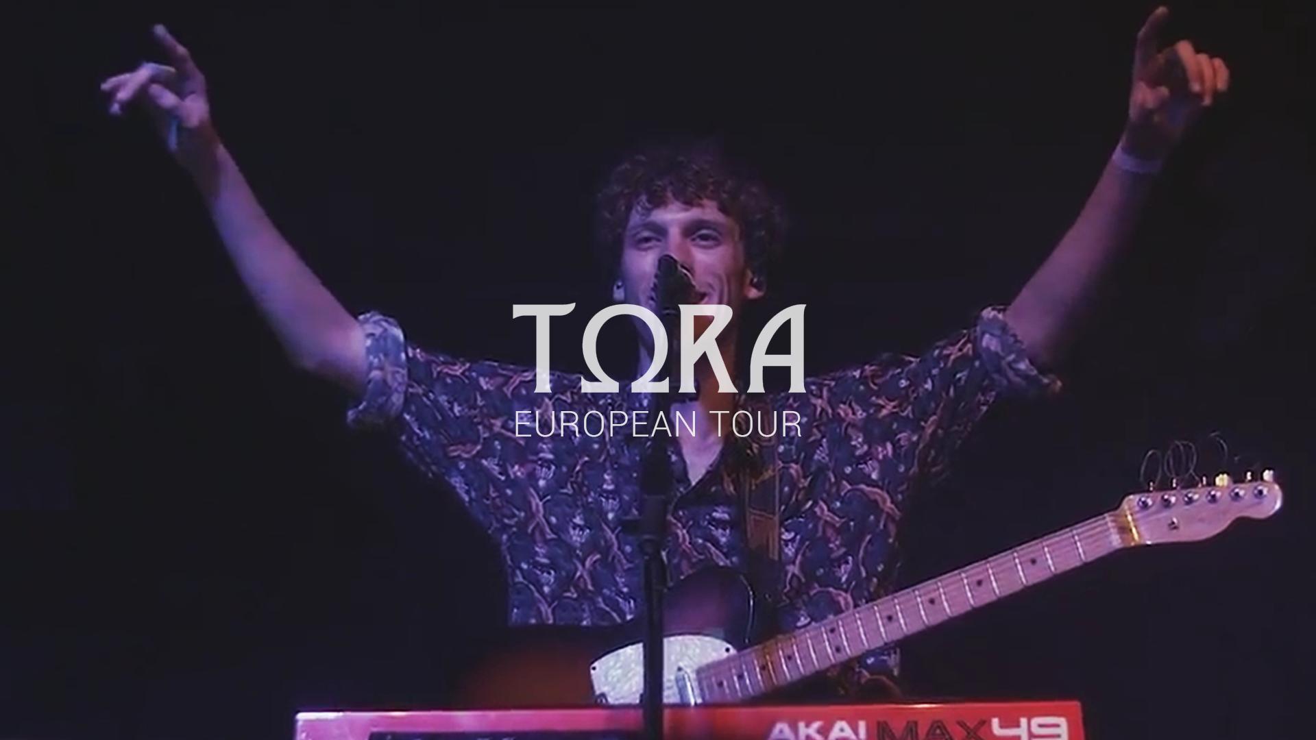 TORA EUROPEAN TOUR