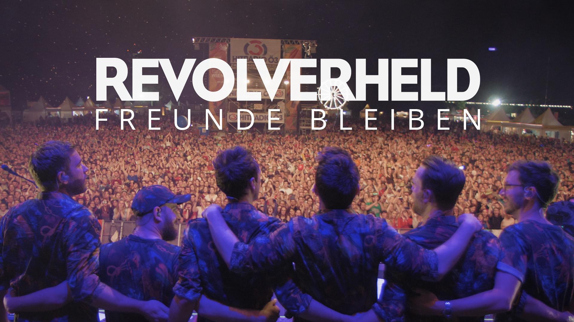 REVOLVERHELD - FREUNDE BLEIBEN